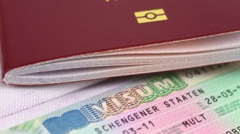 Schengen Visa and Passport