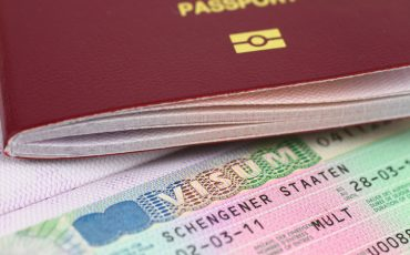 Schengen Visa and Passport